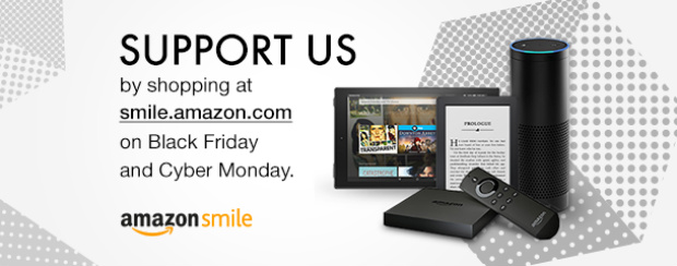 Support RadioU when you shop on Amazon