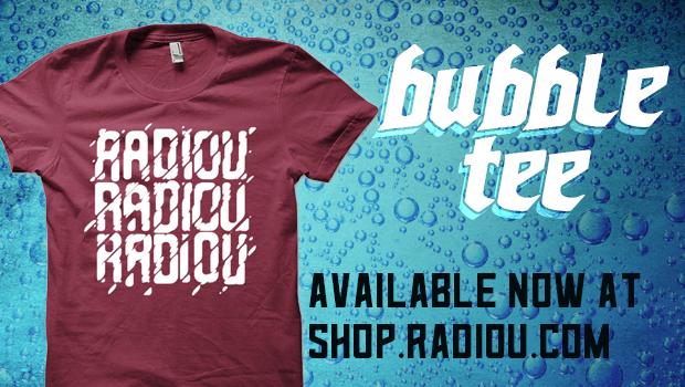 RadioU Bubble Tee