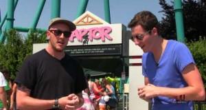 TVU and Playdough at Cedar Point