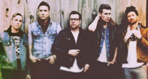 Anberlin is heading back to Australia