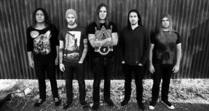 As I Lay Dying posts tour update