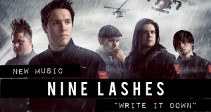 Buzztrack: Nine Lashes – Write It Down