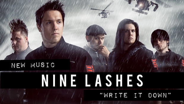 Buzztrack: Nine Lashes – Write It Down