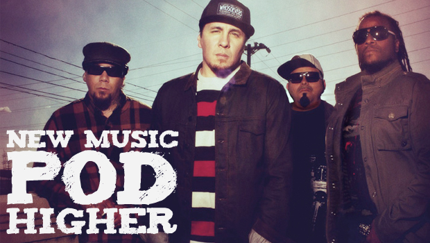 Buzztrack: P.O.D. – Higher