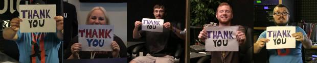 Thank You - RadioU DJs