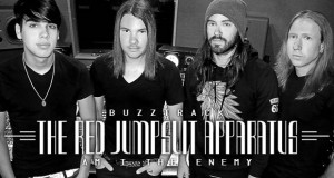 "Buzztrack: The Red Jumpsuit Apparatus – ""Am I The Enemy"""