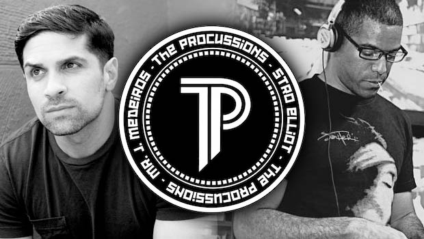 The Procussions (Mr. J Medeiros) release new music