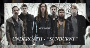 "Buzztrack: Underoath – ""Sunburnt"""