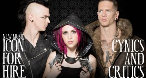 "Buzztrack: Icon For Hire – ""Cynics and Critics"""