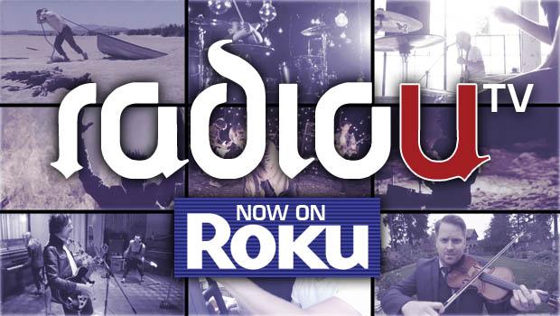 RadioU TV on Roku