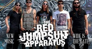 "Buzztrack: The Red Jumpsuit Apparatus – ""Wide Is The Gate"""