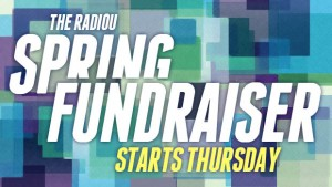 RadioU's Fundraiser starts Thursday!