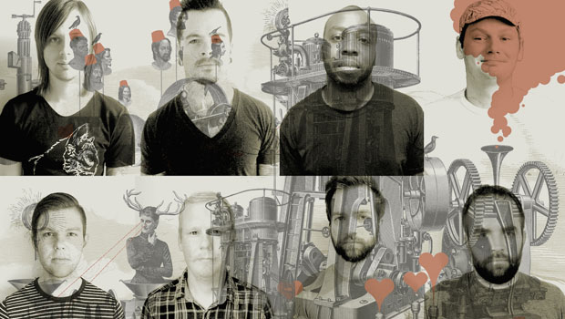 Original Showbread lineup to reunite for one show