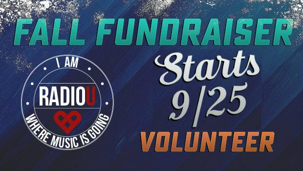 Fall Fundraiser: Volunteer