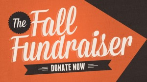 RadioU's Fall Fundraiser