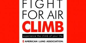2015 Fight For Air Climb: Practice Run