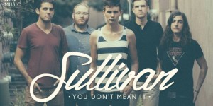 "Buzztrack: Sullivan – ""You Don't Mean It"""