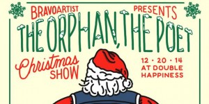 The Orphan The Poet Christmas Show