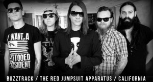 "Buzztrack: The Red Jumpsuit Apparatus – ""California"""