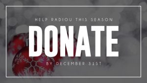 Donate by December 31st!