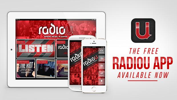 The RadioU App