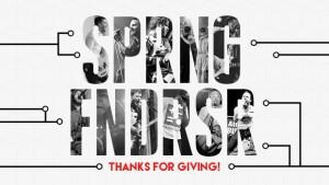 RadioU's Spring Fundraiser