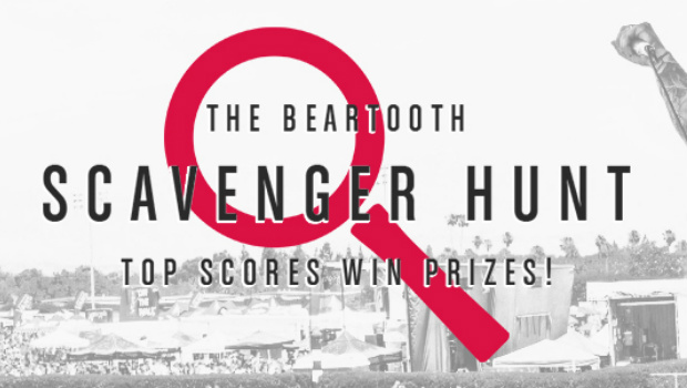 Beartooth Scavenger Hunt