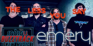 "Emery – ""The Less You Say"""