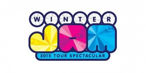 Skillet, Family Force 5 on Winter Jam tour