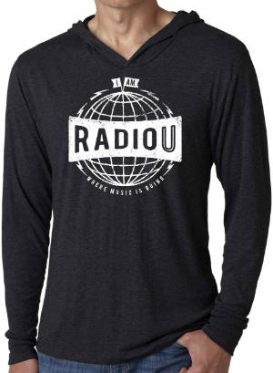 I AM RadioU hoodie