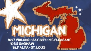 RadioU Michigan stations