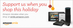 Support RadioU when you shop Amazon