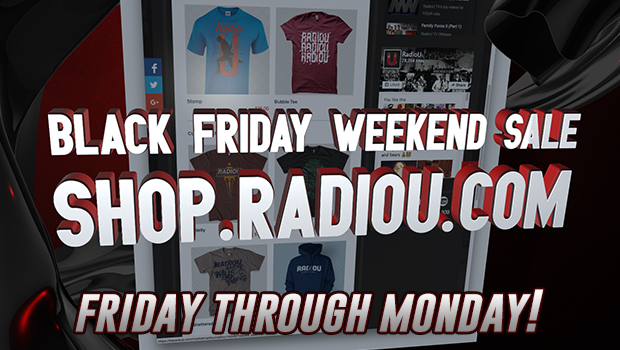 Black Friday Weekend Sale - Friday through Monday