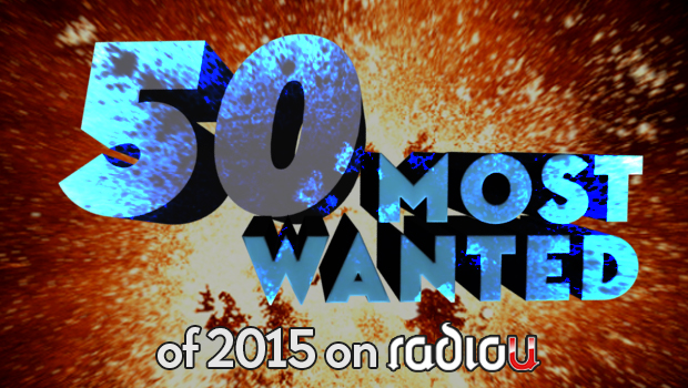 50 Most Wanted of 2015
