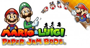 Mario & Luigi & Lou Schuler