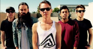 The Red Jumpsuit Apparatus on The RIOT