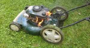 Best of the Worst of The RIOT: The Lawnmower Fire