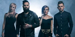 Skillet's Unleashed Beyond deluxe edition