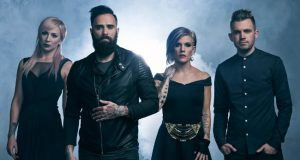Skillet on the Serenity of Summer tour