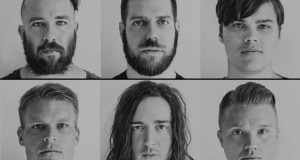 "Underoath's ""Young And Aspiring"" live drum playthrough video"