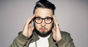 Andy Mineo performs unreleased music