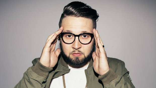 Andy Mineo talks to Hudson