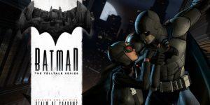 RIOT Control – BATMAN The Telltale Series