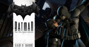 RIOT Control – BATMAN The Telltale Series