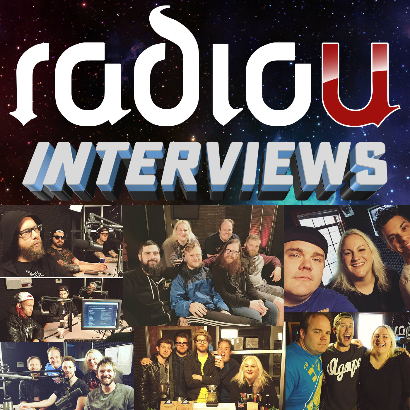 RadioU Interviews