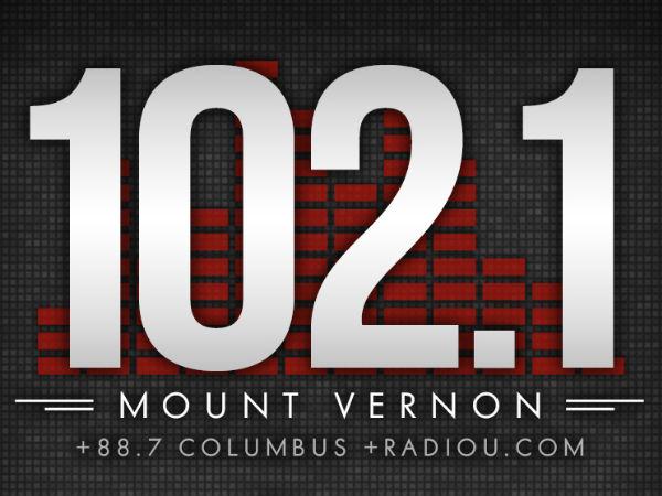 RadioU 102.1 Mount Vernon