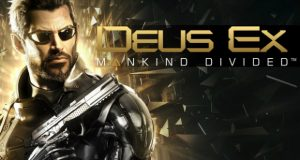 RIOT Control: Deux Ex Mankind Divided