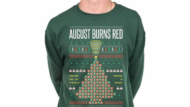 August Burns Red unveils annual Christmas song