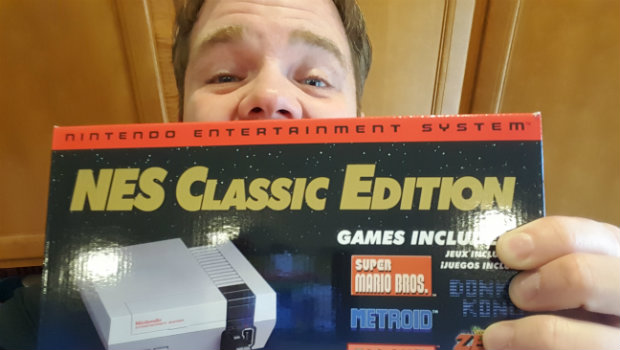 RIOT Control: NES Classic Edition