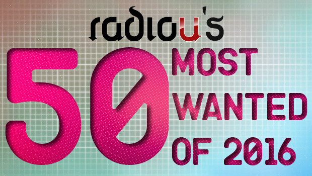50 Most Wanted of 2016